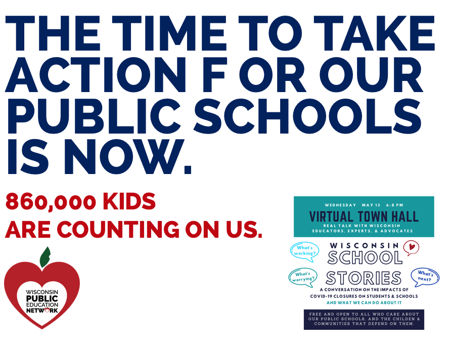 The time to take action for our public schools is now
