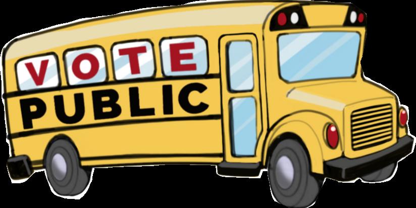 vote public bus